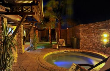 Thuru Lodge Jaccuzzi